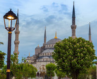 Sultanahmet - blue mosque, Istanbul, Turkey Stock Images