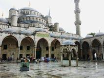 Sultanahmet Blue Mosque Istanbul-Turkey. Stock Image