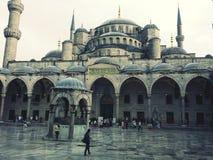 Sultanahmet Blue Mosque Istanbul,Turkey. Stock Image