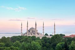 Sultanahmet Camii Royalty Free Stock Photos