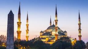 Sultanahmet Camii / Blue Mosque, Istanbul, Turkey Stock Image