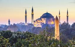 Sultanahmet Camii/mosquée bleue, Istanbul, Turquie Image stock