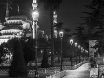 Sultanahmet, Costantinopoli Immagine Stock