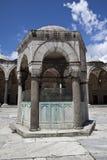 Sultanahmet fountain Stock Image