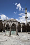 Sultanahmet fountain Royalty Free Stock Photo