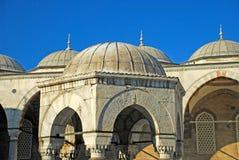 Sultanahmet. Fountain against blue sky Royalty Free Stock Photos