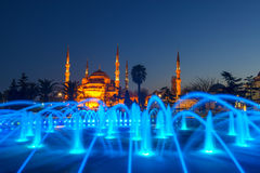 Sultanahmet Stock Photo