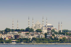 Sultanahmet And Hagia Sophia Royalty Free Stock Photography