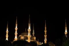 Sultanahmet (moschea blu) Fotografia Stock