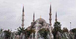 Sultanahmet Mosque Royalty Free Stock Photos