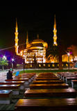 Sultanahmet mosque Royalty Free Stock Photography