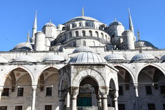 Sultanahmet Mosque Royalty Free Stock Images