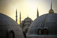 Sultanahmet Mosque, Istanbul, Turkey Stock Photography