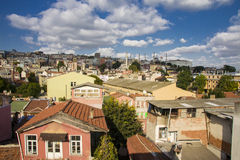 Sultanahmet roofs, Istambul Stock Images