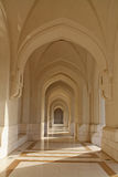 Sultanate of Oman, Archway - oriental architecture royalty free stock photo