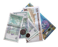 Sultanate of Oman currency Stock Images