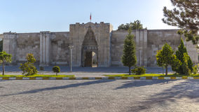 Sultanhani Caravansary Royalty Free Stock Images