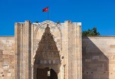 Sultanhani caravansary at Turkey Stock Photography