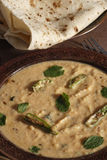 Sultani Dal is a variation of toordal from India Royalty Free Stock Image