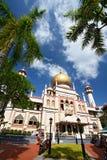 Sultano di Masjid Immagine Stock Libera da Diritti
