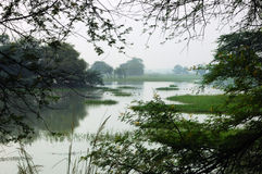 sultanpur indu Zdjęcie Royalty Free