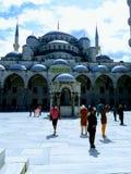 sultanschahmasque Arkivbild