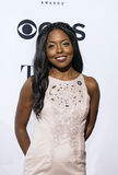 Sultry Rising Actress Adrienne Warren Royalty Free Stock Photos