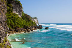 Suluban beach, Bali, Indonesia Stock Image