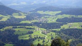 Sulzberg widok Obrazy Stock
