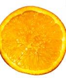 Sumário alaranjado da fruta Imagens de Stock
