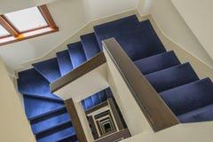 Sumário arquitetónico da escada Foto de Stock Royalty Free