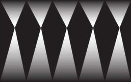 Sumário Art Line Gray Patterns de Diamon do fundo ilustração stock