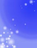 Sumário azul ilustração stock