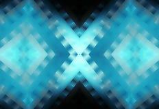 Sumário azul Imagens de Stock
