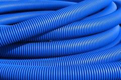 Sumário azul do fundo Fotografia de Stock