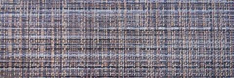 Sumário colorido fundo sem emenda entrelaçado Teste padrão trançado colorido sem emenda da textura do Rattan Textura da cor Imagens de Stock