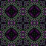 Sumário cor-de-rosa escuro do teste padrão Imagens de Stock Royalty Free
