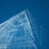 Sumário da arquitetura ilustração stock