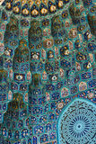 Sumário da decoração oriental Fotografia de Stock Royalty Free