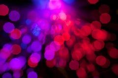 Sumário da fibra óptica Imagens de Stock Royalty Free
