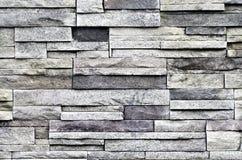 Sumário da parede de pedra Foto de Stock