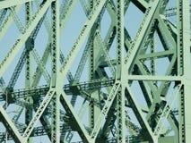 Sumário da ponte foto de stock