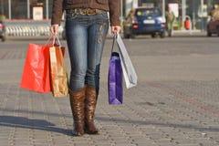 Sumário de compra. Fotos de Stock