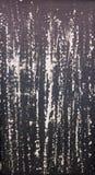 Textura de madeira velha do risco imagem de stock