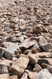 Sumário de pedra Fotografia de Stock