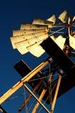 Sumário de um Windpump Foto de Stock Royalty Free