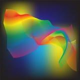 Sumário do arco-íris Imagem de Stock