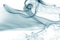 Sumário do fumo Imagens de Stock Royalty Free