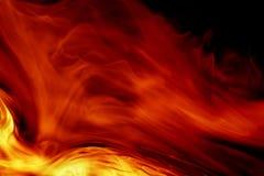 Sumário do incêndio Fotografia de Stock