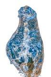 Sumário do jato da água fresca Fotografia de Stock Royalty Free